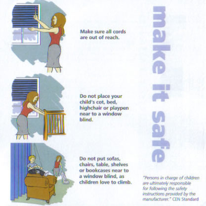 how to make safari child safe